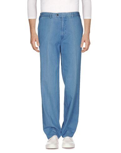 Джинсовые брюки CANALI 42553984VU