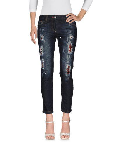 Джинсовые брюки PHILIPP PLEIN 42554080WP