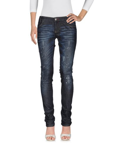 Джинсовые брюки PHILIPP PLEIN 42554094QR