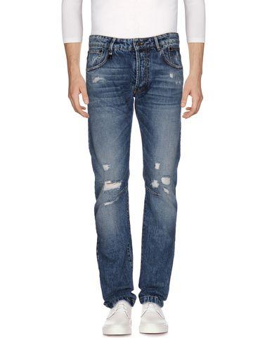 Джинсовые брюки PIERRE BALMAIN 42554141EL
