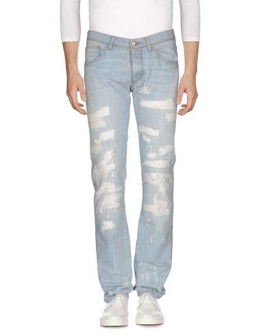 Джинсовые брюки ERMANNO SCERVINO 42554155ST