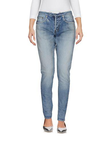 Джинсовые брюки SAINT LAURENT 42554231SA