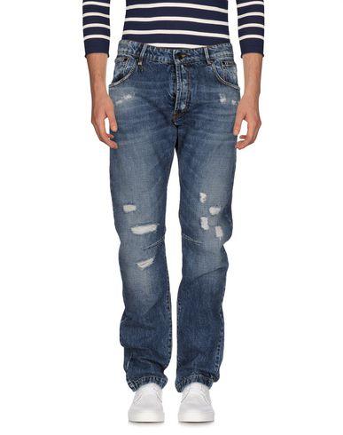 Джинсовые брюки PIERRE BALMAIN 42554233NE