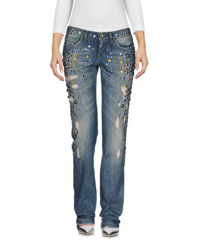 Джинсовые брюки DOLCE & GABBANA 42554241OK