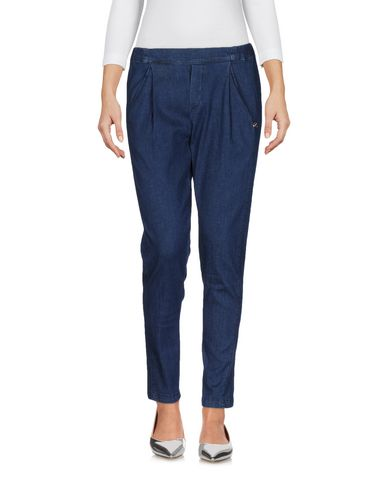Джинсовые брюки женские