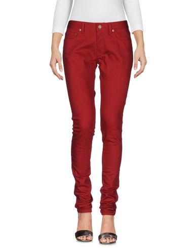 Джинсовые брюки SAINT LAURENT 42554727IH