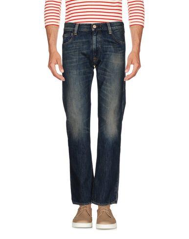 Джинсовые брюки HTC 42554856LH