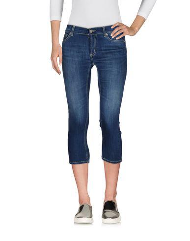 Джинсовые брюки-капри DONDUP 42554937QM