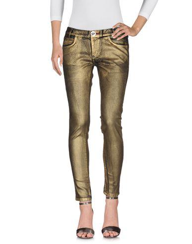Джинсовые брюки PHILIPP PLEIN 42555003LO