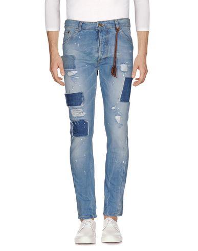 Джинсовые брюки YES LONDON 42555028JO
