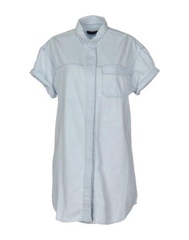 Джинсовая рубашка CALVIN KLEIN JEANS 42555100QE