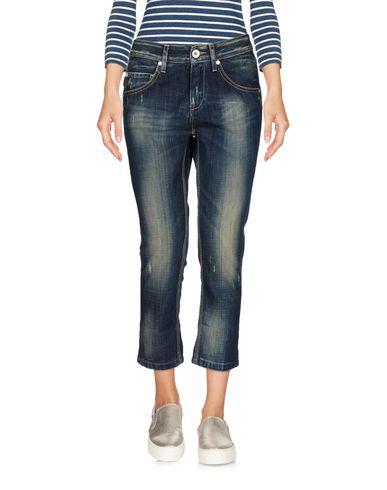 Джинсовые брюки-капри RA-RE 42555120IJ
