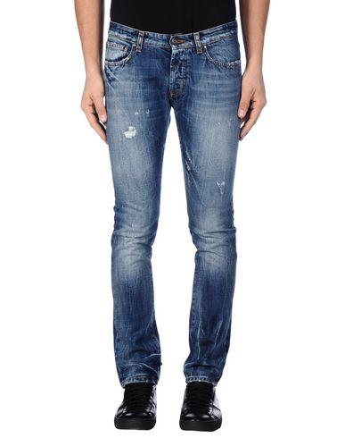 Джинсовые брюки PAOLO PECORA 42555139AA
