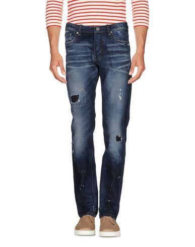 Джинсовые брюки PAOLO PECORA 42555140NN