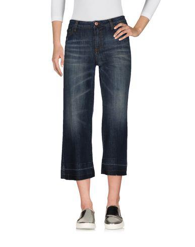 Джинсовые брюки-капри ALYSI 42555319AM
