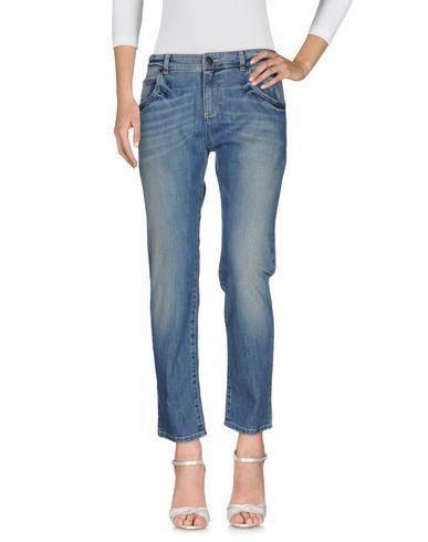 Джинсовые брюки TWIN-SET SIMONA BARBIERI 42555404PX