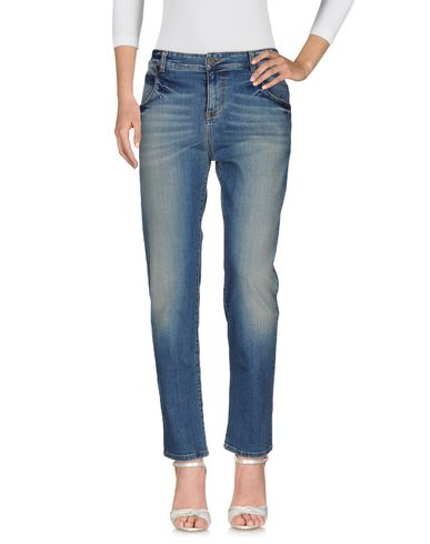 Джинсовые брюки TWIN-SET SIMONA BARBIERI 42555425ME