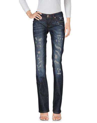 Джинсовые брюки PHILIPP PLEIN 42555437CW