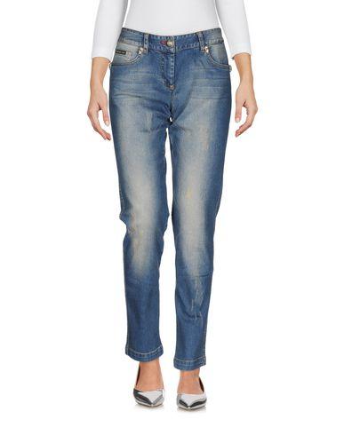 Джинсовые брюки PHILIPP PLEIN 42555442BG