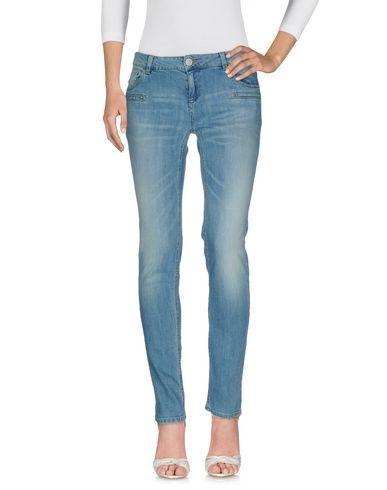 Джинсовые брюки TWIN-SET JEANS 42555455WB