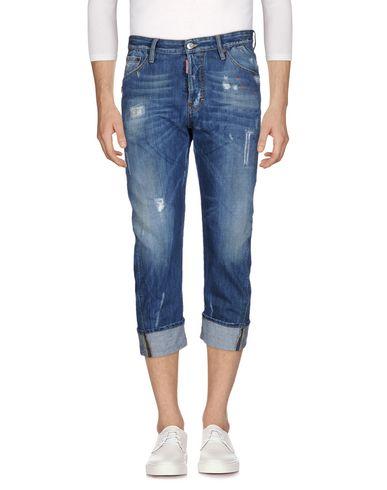 Джинсовые брюки-капри DSQUARED2 42555584CQ