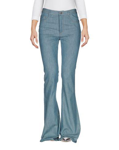 Джинсовые брюки MIU MIU 42555597BR