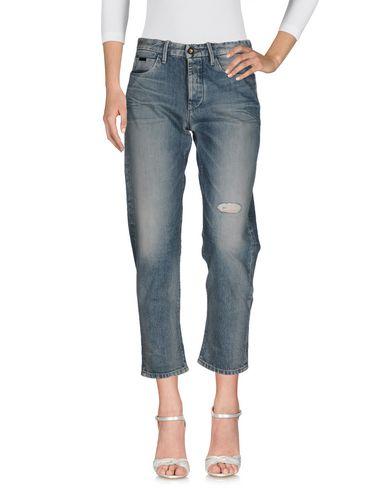 Джинсовые брюки CALVIN KLEIN JEANS 42555779AQ