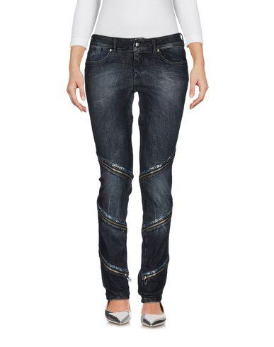 Джинсовые брюки BLUMARINE 42555816SA