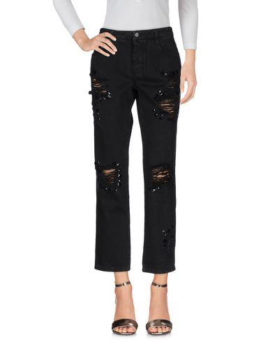 Джинсовые брюки ERMANNO SCERVINO 42555866FC