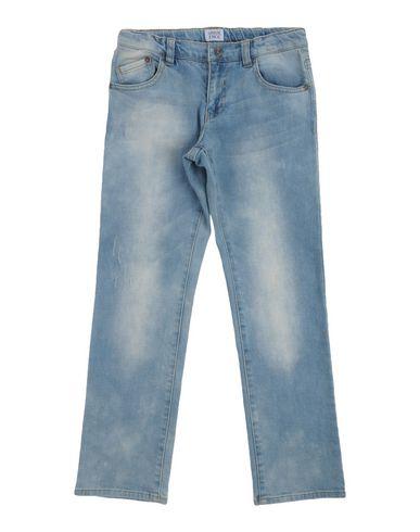 Джинсовые брюки ARMANI JUNIOR 42555904XG