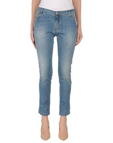 Джинсовые брюки ERMANNO SCERVINO 42556093EQ