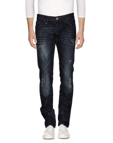 Джинсовые брюки PHILIPP PLEIN 42556138WR