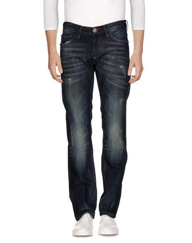 Джинсовые брюки PHILIPP PLEIN 42556141MX