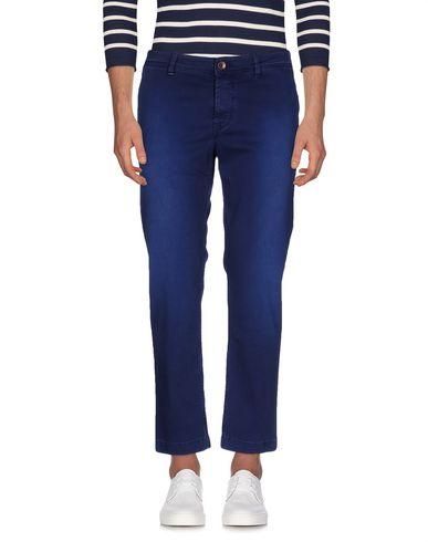 Джинсовые брюки RE-HASH 42556209CN