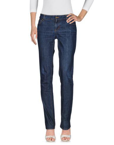 Джинсовые брюки GUCCI 42556260IQ
