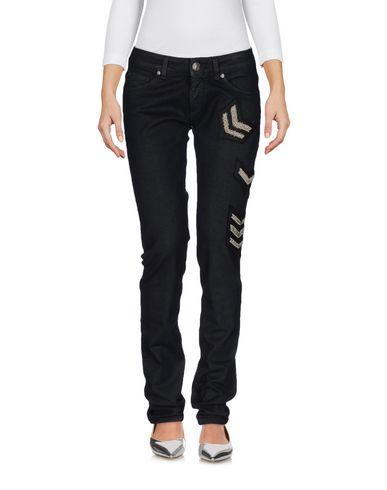 Джинсовые брюки PIERRE BALMAIN 42556291TP