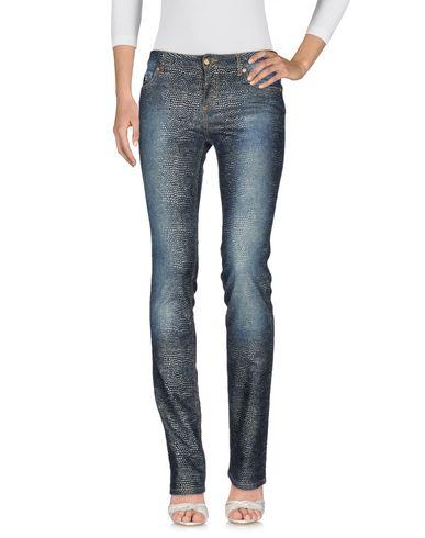 Джинсовые брюки BLUMARINE 42556338NK
