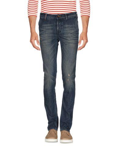 Джинсовые брюки RE-HASH 42556572FQ