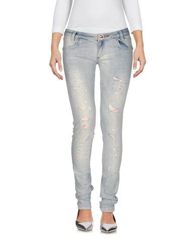 Джинсовые брюки PHILIPP PLEIN 42556651RU