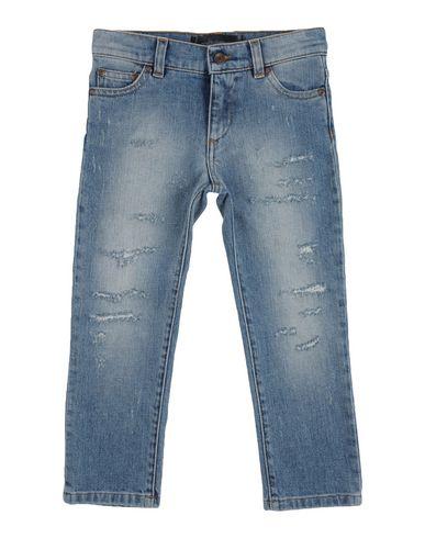 Джинсовые брюки DOLCE & GABBANA 42556681IL