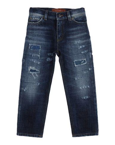 Джинсовые брюки DOLCE & GABBANA 42556691VA