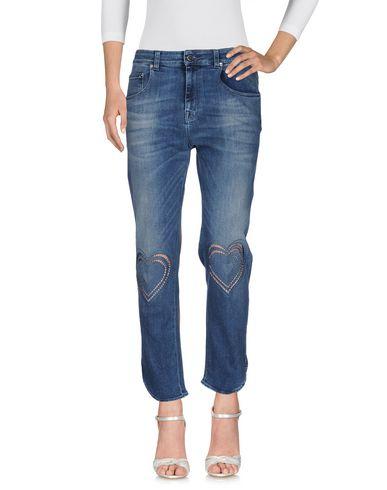 Джинсовые брюки CHRISTOPHER KANE 42556755CU