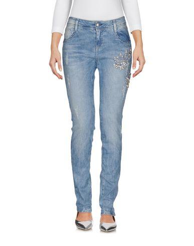 Джинсовые брюки BLUMARINE 42556786IX