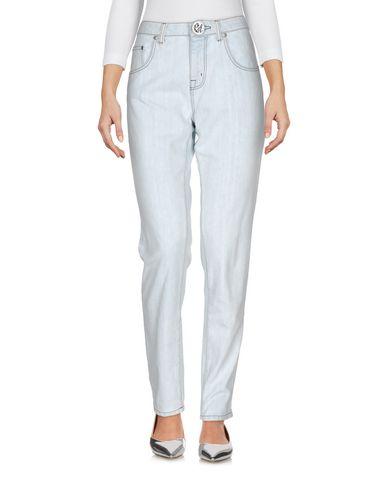 Джинсовые брюки CHRISTOPHER KANE 42556870KW