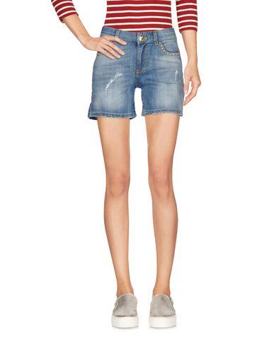Джинсовые шорты SCEE BY TWIN-SET 42556925PX