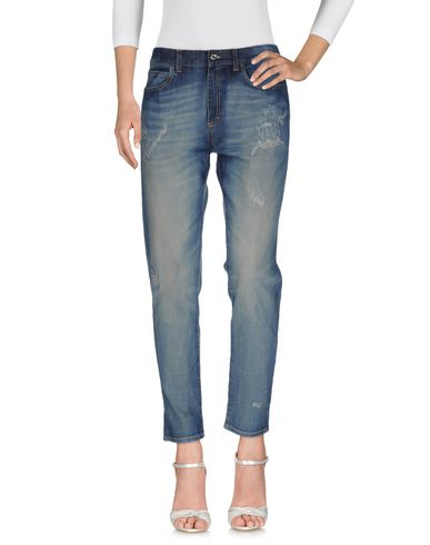 Джинсовые брюки GUCCI 42557055DP