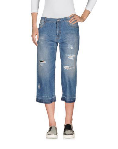 Джинсовые брюки-капри DENNY ROSE 42557063HU