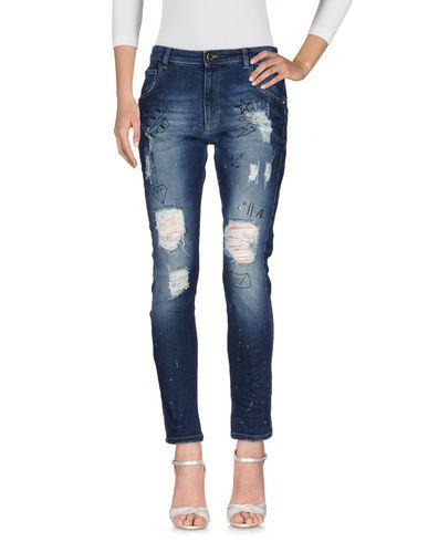 Джинсовые брюки MANGANO 42557461UD