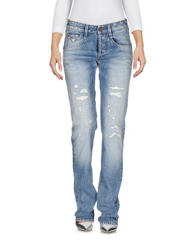 Джинсовые брюки GUESS 42557556NI