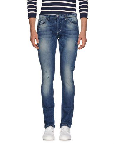 Джинсовые брюки INDIVIDUAL DENIM 42557730TD